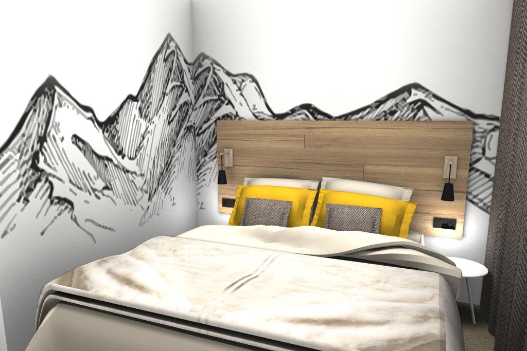 agencement et architecture intérieure pour hôtels et résidences